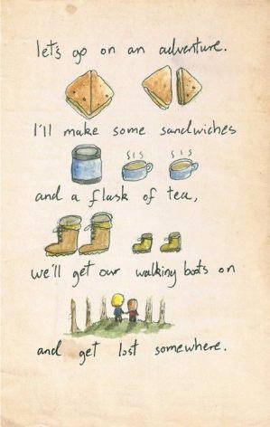 Teatime Adventures